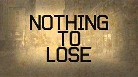 Images Of Nothing K Naan Feat Nas Nothing To Lose