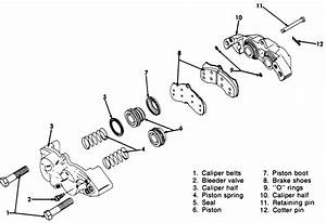 4 Disc Brake Diagram 68 Camaro