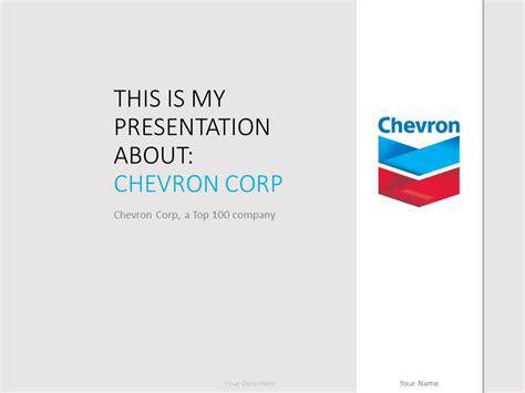 chevron powerpoint template presentationgocom