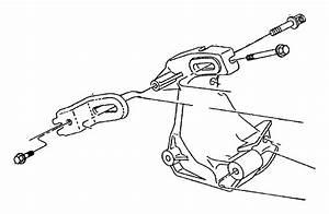 Dodge Stratus Strut  Alternator Bracket  Alternator
