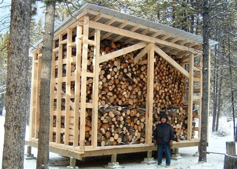woodshed slat spacing arboristsitecom