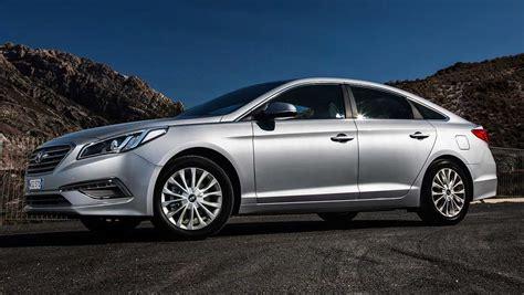 2015 Hyundai Sonata 20t Premium Review Carsguide