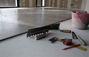 Carrelage Isolant Thermique : isolation sous carrelage prix isolation ~ Edinachiropracticcenter.com Idées de Décoration