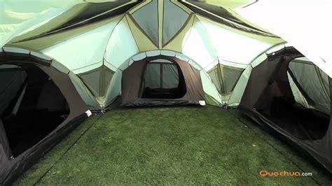 tente 4 chambres tienda de caña quechua t6 3 xl air instalación