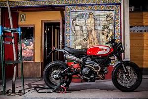 Custom Ducati Scrambler By XTR Pepo BikeBound