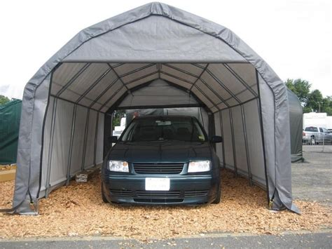 costco car shelter instructions