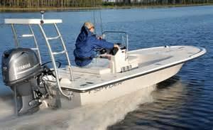 Spyder Flats Boat 19