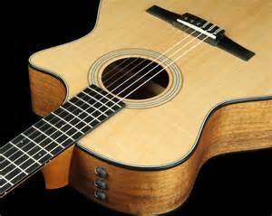 Nylon String Acoustic Guitar