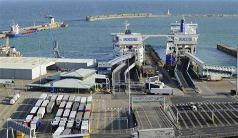 - Port of Dover