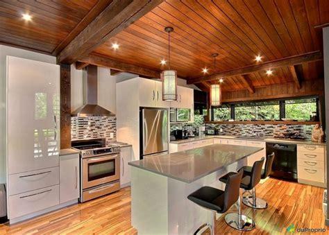 cuisine moderne noir et blanc dix cuisines de rêve qui vous feront dire le