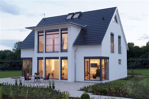 House Design Hanover by Mh Hannover Luxhaus Klassiker Satteldach