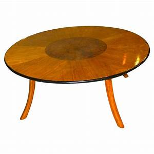great art deco custom design round coffee table with multi With artistic small round coffee table
