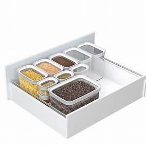 Boite De Rangement : bo te de rangement alimentaire 4 40 litres cuisine ~ Teatrodelosmanantiales.com Idées de Décoration