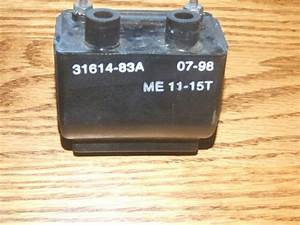 Purchase Harley Davidson Ignition Coil 31614