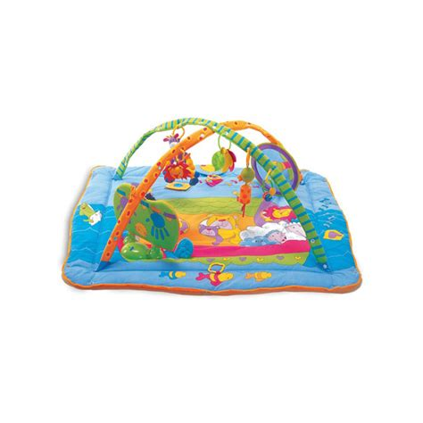 tapis d 233 veil gymini kick and play de tiny chez naturab 233 b 233