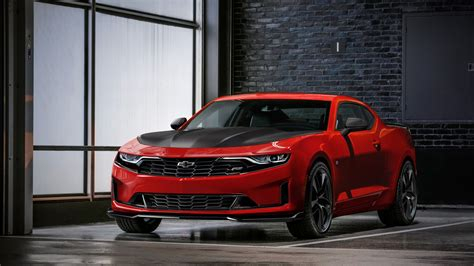 Cars Pictures by Wallpaper Chevrolet Camaro Rs 1le 2019 4k Automotive