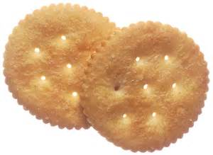Ritz Crackers Clip Art