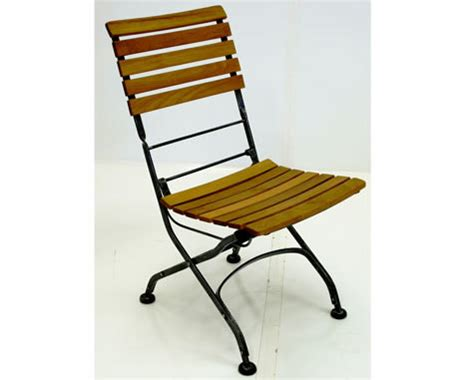 folding wrought iron chair 8folding wr ch 243 75