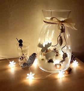 Glas Mit Lichterkette : 1000 ideas about lichterkette kugeln on pinterest incandescent light bulb string lights and ~ Yasmunasinghe.com Haus und Dekorationen