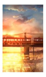wallpaper engine anime Long train free download ...
