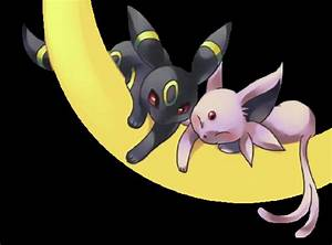 Espeon And Umbreon Pokemon Mystery Dungeon