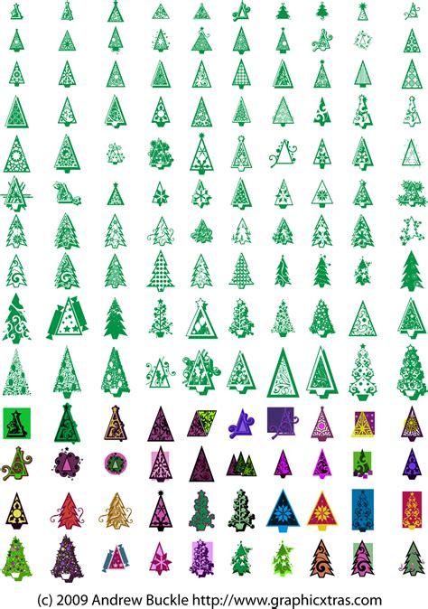 christmas xmas symbols royalty free
