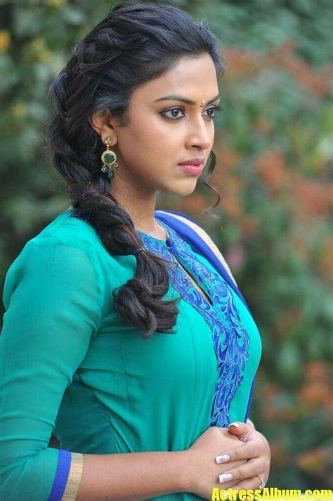 Amala Paul Latest Photos In Green Dress Actress Album