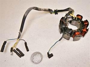 86 Honda Fourtrax Trx200sx Stator Alternator Generator