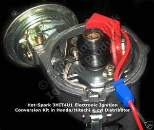 Electronic Ignition Conversion Kit For 1966