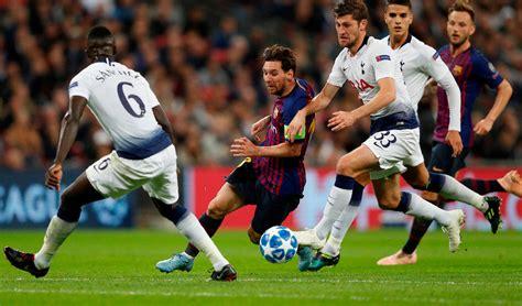 Messi fue figura en el triunfo de Barcelona sobre ...