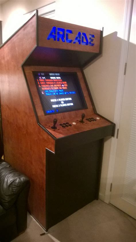 best arcade cabinets for home building a basic arcade cabinet make