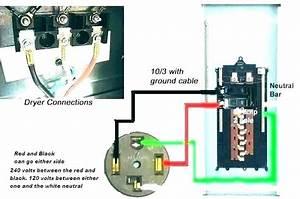 220 Volt Dryer Outlet Wiring Diagram