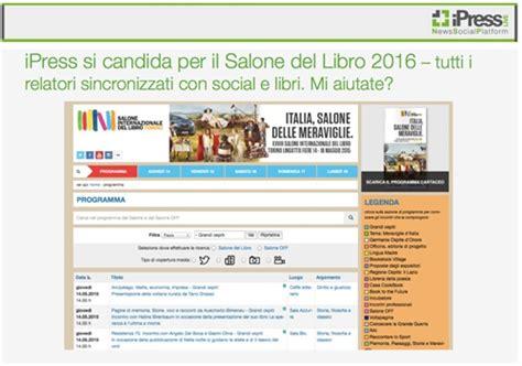 amazonia si鑒e social start up editoriali e strategie social ipress al salone libro