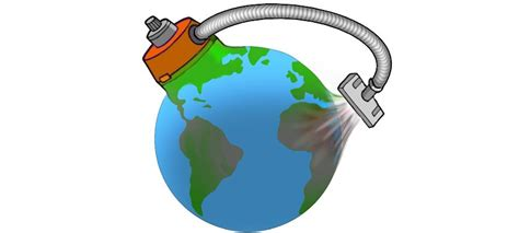 Vacuum On Earth by The Global Vacuum Cleaner How We The Wealth Out Of