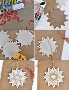 Weihnachtsdeko Zum Selber Basteln : weihnachtsdeko selber basteln aus papier mit anleitung ~ Whattoseeinmadrid.com Haus und Dekorationen