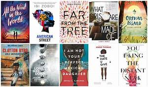 Here Are The Y.A. Novels And Children's Books Longlisted ...