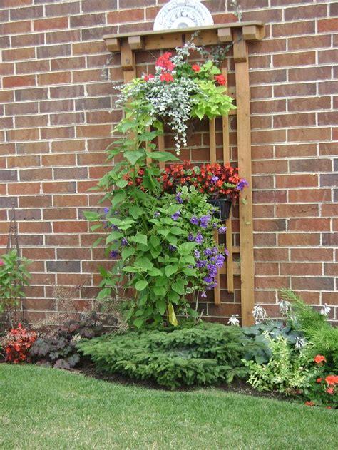 outdoor wall decor garden
