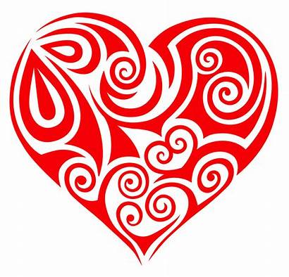 Heart Transparent Ornament Clipart Hearts Corazones Coeur