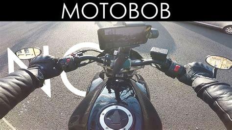 dji osmo mobile gimbal iphone   work   motorcycle handlebar mount experiment