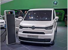 Инсайдеры поведали о шестом поколении фургона VW Transporter
