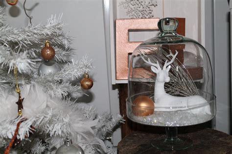 decoration de noel et blanc d 233 coration no 235 l blanc cuivre by secrets d 233 co d 233 coratrice essonne 1 d 233 coration et