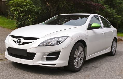 2013 Mazda6 With Toyota Hybrid Synergy Drive In The Works