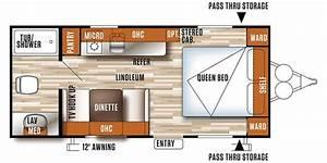 Full Specs For 2017 Forest River Salem Cruise Lite 186rb Rvs