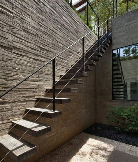 Escalier Moderne Exterieur