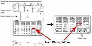 2007 Nissan Armada Fuel Pump Wiring Diagram