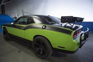 Dodge Challenger Fast and Furious 7