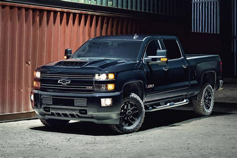 2018 Chevrolet Silverado 2500hd New Car Review Autotrader