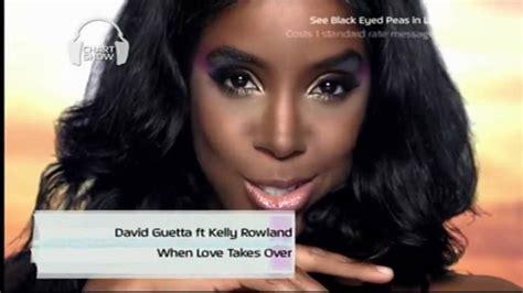 David Guetta Feat Kelly Rowland