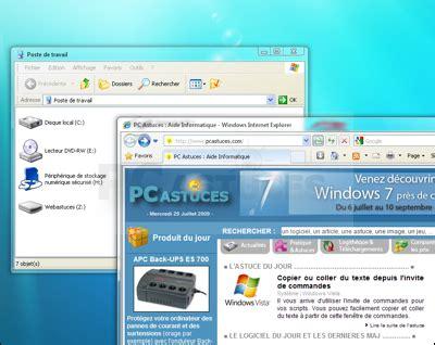 activer bureau distance windows 7 performance du bureau pour windows aero d sactiver