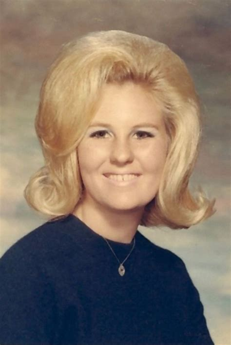 Late 60s Early 70s Hairstyles by Vintage American Hairstyles Portraits Of